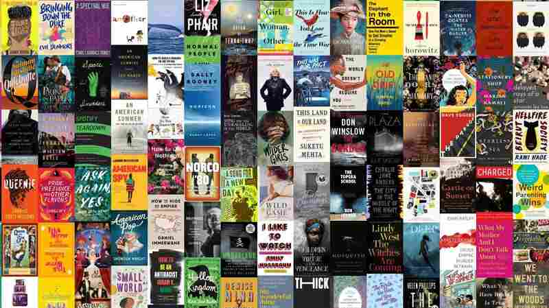 NPR's Favorite Books Of 2019: The Book Concierge Is Back With 350+ Great Reads