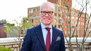 Don't Worry, Even Fashion Guru Tim Gunn Is Living In His Comfy Clothes