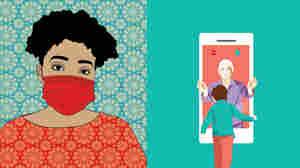 Artists Paint A Portrait Of A Pandemic