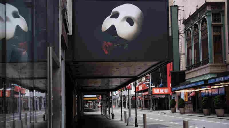 Broadway Theaters Will Remain Dark At Least Through Labor Day