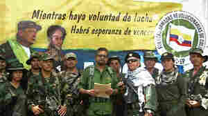 Many Of Colombia's Ex-Rebel Fighters Rearm And Turn To Illegal Drug Trade