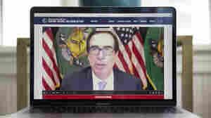 Treasury's Mnuchin, Fed's Powell Defend Coronavirus Relief Measures