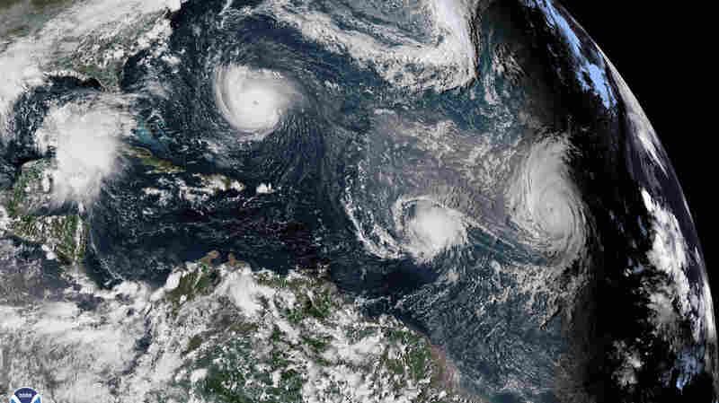 Hurricane Season Will Be Above Average, NOAA Warns