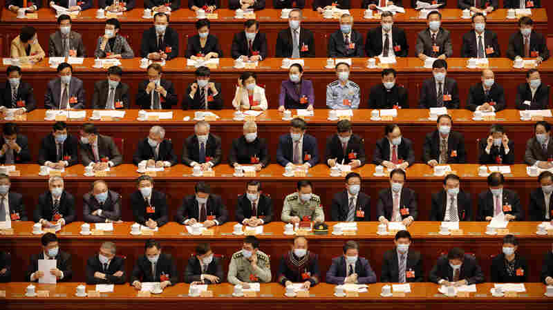 China Poised To Expand Control Over Hong Kong