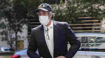 Michael Cohen Released From Prison Due To Coronavirus Concerns